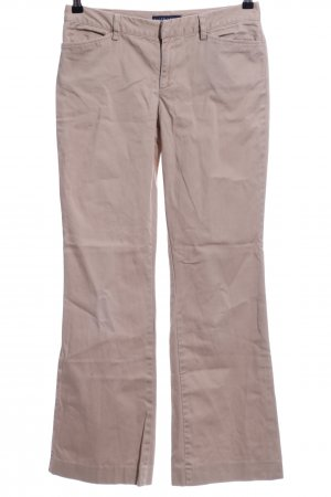 Ralph Lauren Boot Cut Jeans nude Business-Look