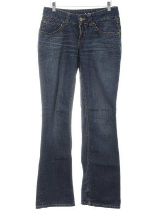 Ralph Lauren Boot Cut Jeans dunkelblau Casual-Look