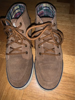 Polo Ralph Lauren Desert Boots multicolored leather