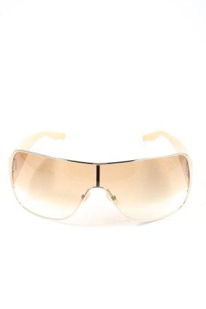 Ralph Lauren Glasses cream casual look