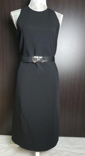 Ralph Lauren Wollen jurk zwart