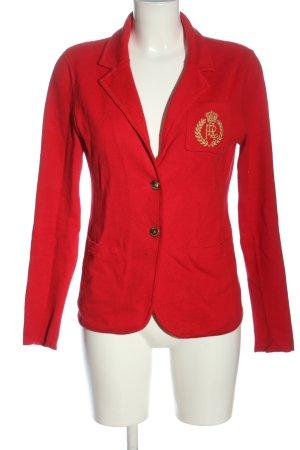 Ralph Lauren Cardigan red business style