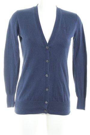 Ralph Lauren Cardigan dunkelblau schlichter Stil