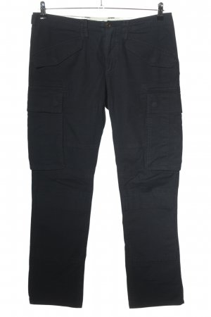 Ralph Lauren Pantalone cargo blu stile casual