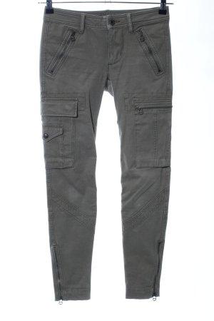 Ralph Lauren Cargo Pants light grey casual look