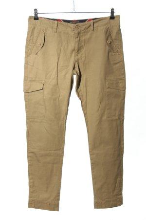 Ralph Lauren Cargo Pants natural white casual look