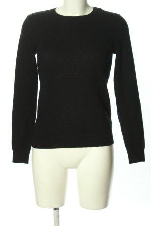 Ralph Lauren Pullover in cashmere nero stile casual