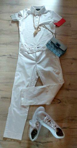 Ralph Lauren 3/4 Length Trousers white mixture fibre
