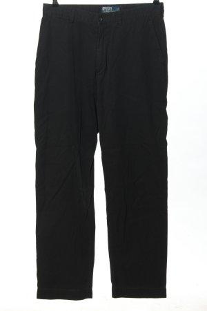 Ralph Lauren Chinos black casual look