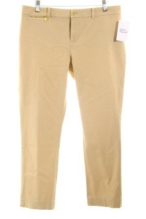 Ralph Lauren Chinohose beige Casual-Look