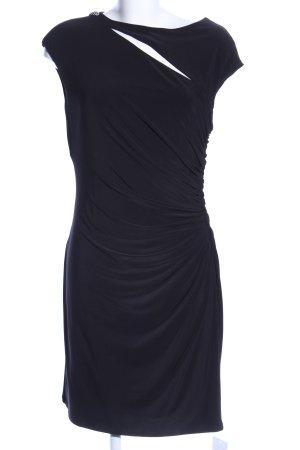 Ralph Lauren Cocktailkleid schwarz Elegant
