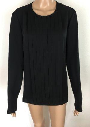 Ralph Lauren Collection, Bluse, schwarz, Seide, 38 (US 8), neu, € 1.250,-