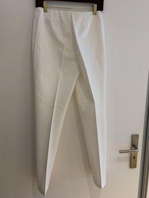 Polo Ralph Lauren Pantalone peg-top bianco