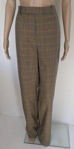 Ralph Lauren Collection, Corina Glen Plaid Straight Pants, Wolle, 38 (US 8), neu, € 1.000,-