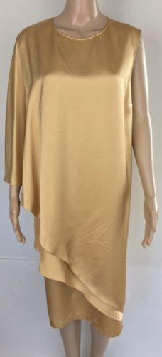 Ralph Lauren Collection, Kayla Draped One-Shoulder Dress, Sand, US 14 (44), neu, € 2.000,-