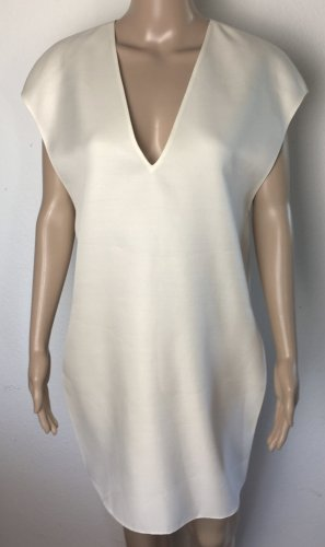 Ralph Lauren Collection, Matilda Blouse, Off White, Wolle/Seide, 40 (US 10), neu, € 1.300,-