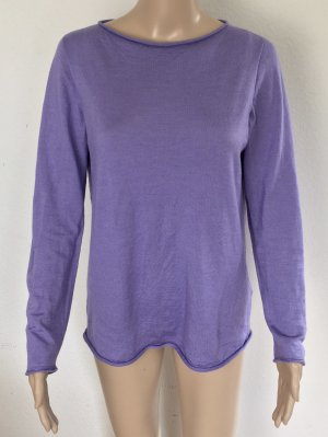 Ralph Lauren Collection, Pullover, purple, Cashmere/Seide, M, neuwertig, € 650,-