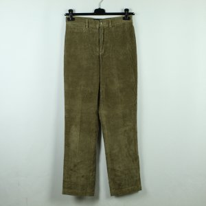 Polo Ralph Lauren Corduroy Trousers ocher cotton