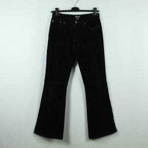 Polo Ralph Lauren Corduroy Trousers black cotton