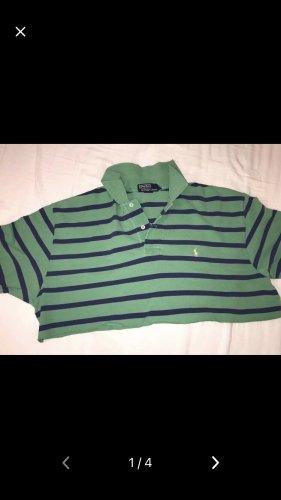 Ralph Lauren Polotop korenblauw-groen