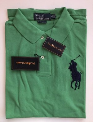 Ralph Lauren Custom Fit Big Pony Polo Gr.S