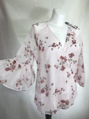 Ralph Lauren Damen Blumen Bluse Neu Mit Etikett XL