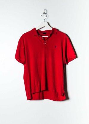 Ralph Lauren Polo rosso Cotone
