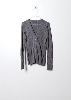 Ralph Lauren Damen Strickpullover in Grau