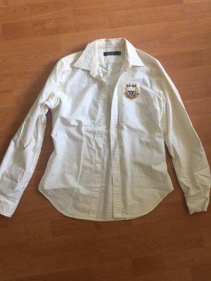 Ralph Lauren Damenbluse/ Hemd in Größe 6/36 mit Wappen-Logo