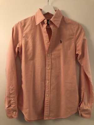 Ralph Lauren Long Sleeve Shirt pink-pink