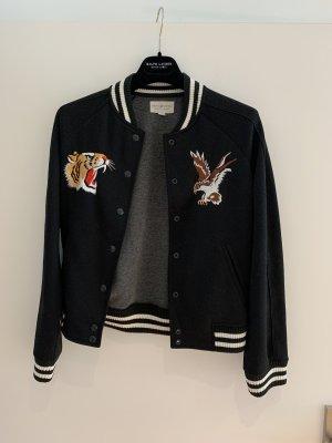 Denim & Supply Ralph Lauren College Jacket black
