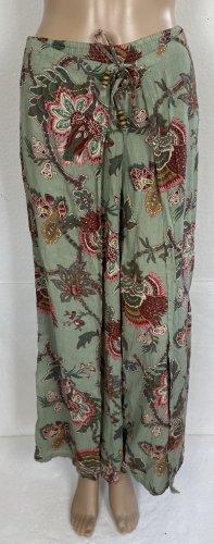 Denim & Supply Ralph Lauren Pantalone a vita bassa verde chiaro Cotone