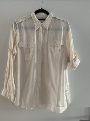 Denim & Supply Ralph Lauren Long Sleeve Shirt natural white