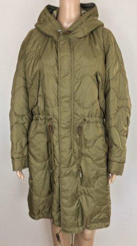 Ralph Lauren Manteau à capuche gris vert