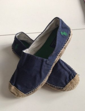 Ralph Lauren Mocassino marrone-blu scuro