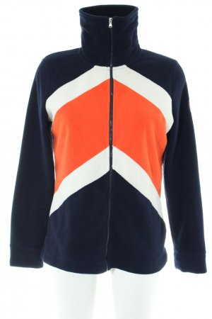 Ralph Lauren Fleecejacke grafisches Muster Casual-Look