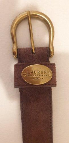 Ralph Lauren Belt Buckle dark brown