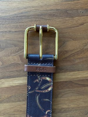 Lauren by Ralph Lauren Leather Belt multicolored