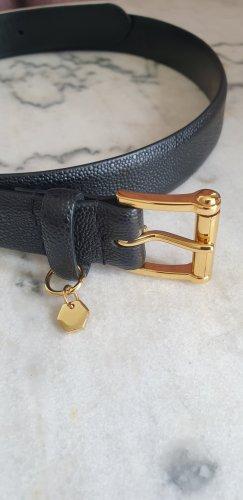Lauren by Ralph Lauren Leather Belt black