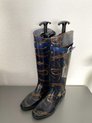 Ralph Lauren Wellies blue