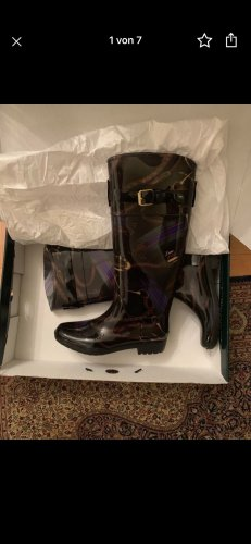 Ralph Lauren Wellies dark green