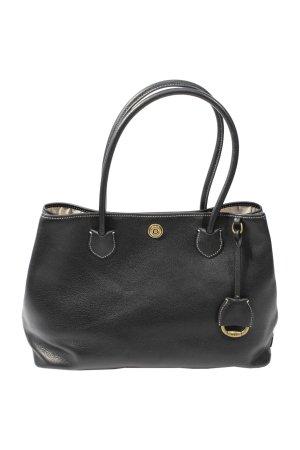 Ralph Lauren Handtasche in Schwarz