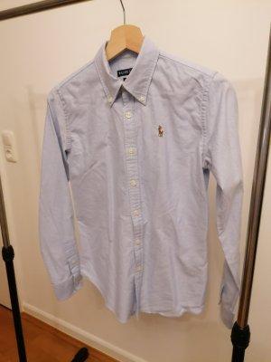 Ralph Lauren hellblaues Hemd