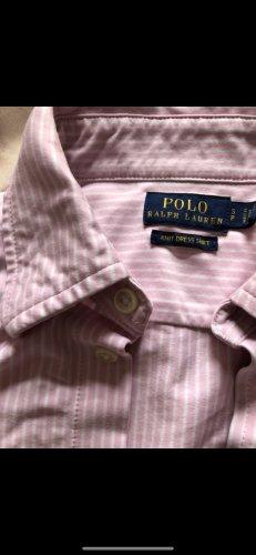 Lauren by Ralph Lauren Colletto camicia rosa