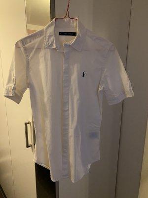 Polo Ralph Lauren Camisa de manga corta blanco