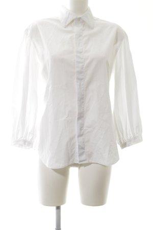 Ralph Lauren Hemd-Bluse weiß Casual-Look