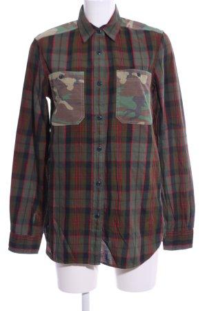 Ralph Lauren Hemd-Bluse Camouflagemuster Casual-Look