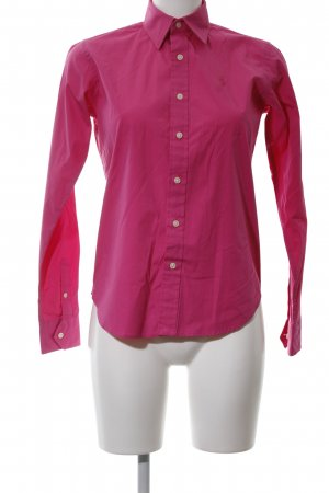 Ralph Lauren Hemd-Bluse pink Business-Look