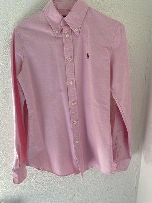 Polo Ralph Lauren Camicia a maniche lunghe rosa pallido-rosa chiaro