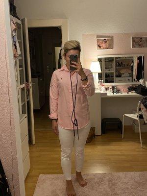 Polo Ralph Lauren Kołnierzyk koszulowy różowy